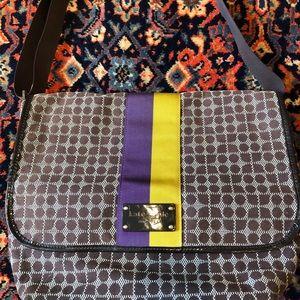 Kate Spade Diaper Bag and matching change pad